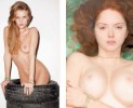 2010 Pirelli Calendar by Terry Richardson