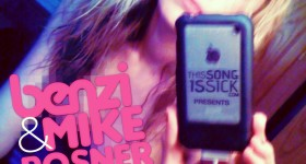 "Benzi & Mike Posner's ""The Dubstep Special"""