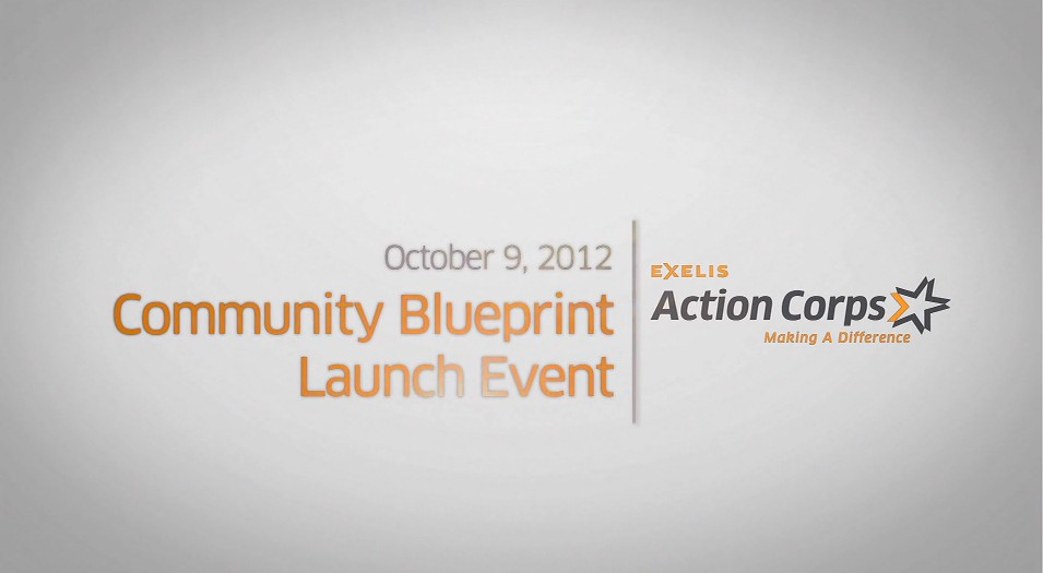 Community Blueprint Launch Video